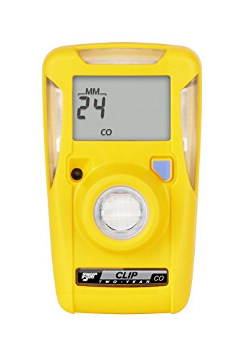 BW Clip BWC2-M Single Gas CO Monitor