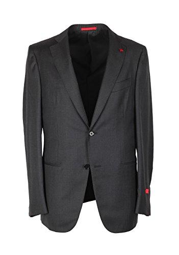 cl-isaia-charcoal-suit-size-48-38r-us-super-130s
