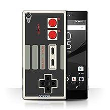 STUFF4 Phone Case / Cover for Sony Xperia Z5 Premium/5.5 / Nintendo Classic Design / Games Console Collection