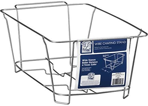 Bakers Chefs Wire Chafing Stand