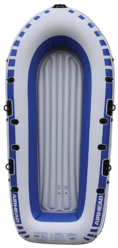 AIRHEAD Inflatable Boat, 4 person ()