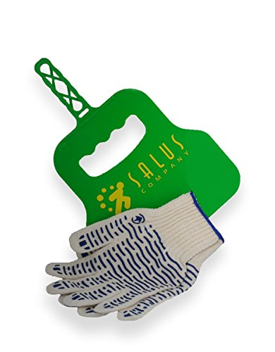 Plastic Fan Grill (SalusCompany brand. Brand new product. Manual plastic fan for kindling fire fishing hiking camping outdoors travel. Addition heat resistant gloves 100% cotton.)