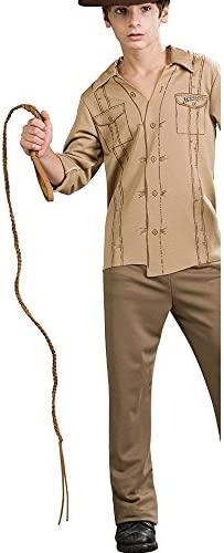 Rubies Costume Co Brown Indiana Jones Eva 4 Whip Tm (disfraz): Amazon.es: Juguetes y juegos