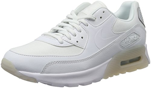 Femme White Platinum pure Entrainement Blanco Chaussures de White Max W Blanco 90 Nike Running Ultra Essential Air cA4vABag
