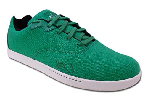 K1X - Cali - 1000-0156 - Herren Sneaker Grün (Cool Green / White 3138) 47
