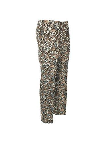Pantalone Donna Max Mara 44 Fantasia Landa Autunno Inverno 2017/18