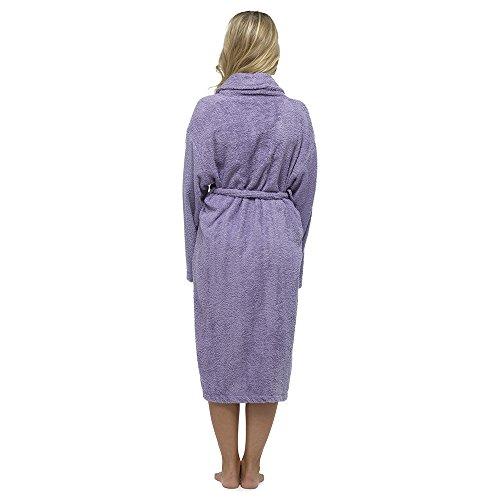 CComfort - Bata - para mujer Shawl Lilac