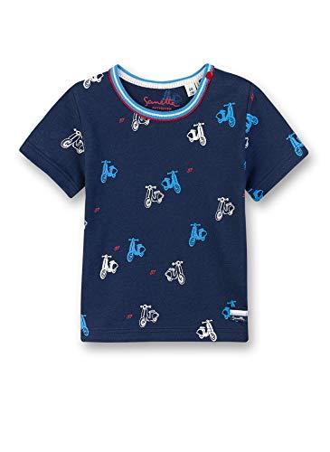Sanetta Fiftyseven Shirt baby-jongens shirt met lange mouwen