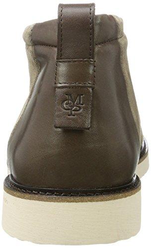 taupe O'polo Boots Homme Marron Marc Flat Bootie Desert 70823704001304 Sdwn8Uvx