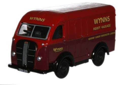 OXFORD DIECAST 76AK013 Austin 3 Way Van Wynns by Oxford Diecast