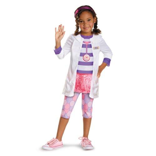 Girl's Disney Doc McStuffins Classic Costume, 2T