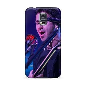 Samsung Galaxy S5 YGi18375RJsJ Custom Nice Godsmack Band Image Best Hard Phone Covers -SherriFakhry