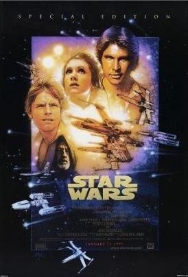 Amazon.de: Star Wars: Krieg der Sterne: Special Edition/Filmplakat