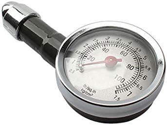 LAAT Tire Pessure Gauge Tyre Valve Bicycle Tire Pressure Gauge Tyre Pressure Gauge Digital Tyre Pressure Gauge 7/×3/×4cm