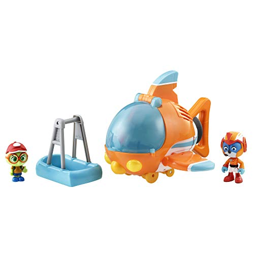 Playskool Nickelodeon Top Wing - Swift's Flash Wing Rescue