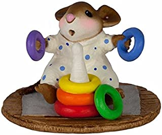 product image for Wee Forest Folk M-595c Rainbow Rings Boy (New Christmas 2016)