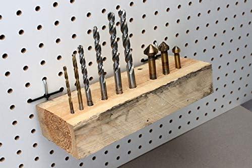 Panneau /à outils en bois MDF laqu/é blanc 120 x 60 x 0,5 cm