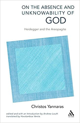 On the Absence and Unknowability of God: Heidegger and the Areopagite (2nd Edition)