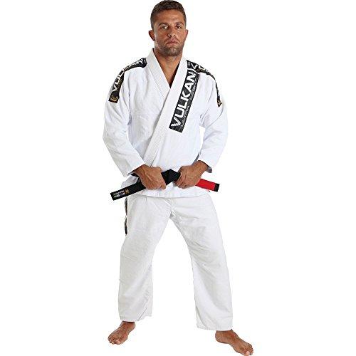 Vulkan-ULTRA-Light-Jiu-Jitsu-Gi-Adult-Kids-Sizes-Free-Submission-and-Position-Videos-30-Day-Comfort-Guarantee-IBJJF-Approved