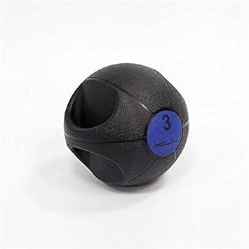 KUL FITNESS - Balon Medicinal Doble Agarre: Amazon.es: Deportes y ...