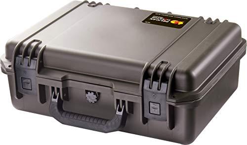 Waterproof Case (Dry Box) | Pelican Storm iM2300 Case With Foam (Black) (Case Small Storm)