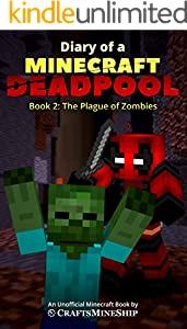 Amazon.com: Diary of a Minecraft Deadpool: Book 3: Return of ...