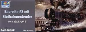 Trumpeter 210 - Locomotora de guerra 52 (BR-52) a escala 1:35 [Importado de Alemania]