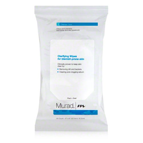 Murad Clarifying Wipes Blemish Prone