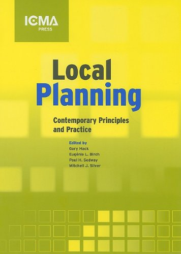 Local Planning: Contemporary Principles and Practice