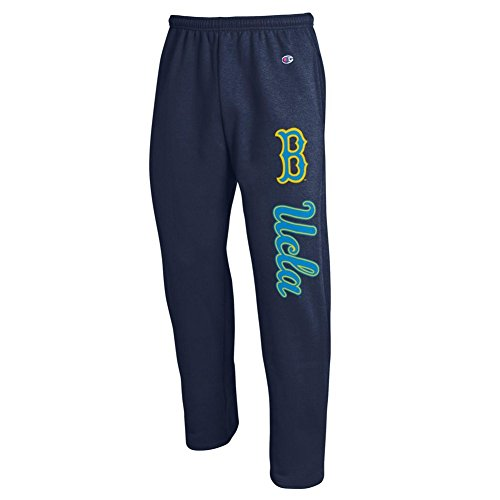 (Elite Fan Shop UCLA Bruins Sweatpants Pockets Navy - L)