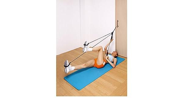 Amazon.com ActionLine KY-63023 Fitness Pilates Door Knob Rope Exerciser Posters u0026 Prints  sc 1 st  Amazon.com & Amazon.com: ActionLine KY-63023 Fitness Pilates Door Knob Rope ...