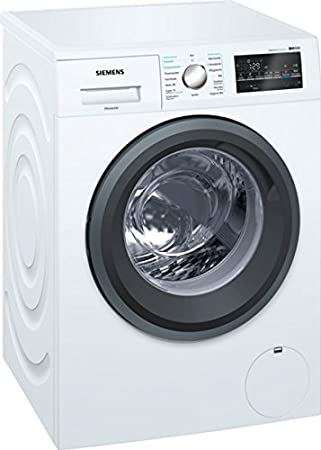 Siemens WD15G443 lavadora Carga frontal Independiente Blanco ...