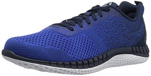 Reebok Men's Print Prime Ultk Running Shoe, vital blue/coll. navy/white pewter, 11.5 M (Reebok Gym Equipment)