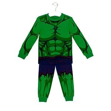 Authentic Disney Store; Marvelu0027s The Incredible Hulk Costume Pyjamas For Kids / Boys (4  sc 1 st  Amazon UK & Authentic Disney Store; Marvelu0027s The Incredible Hulk Costume Pyjamas ...