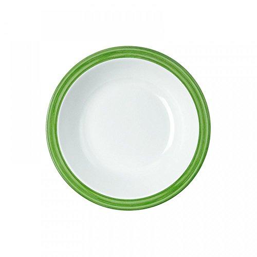Waca Bistro Soup Plate Green