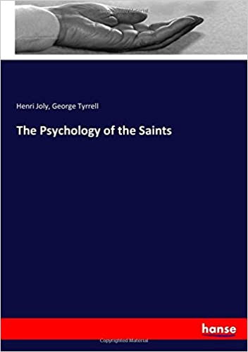 Book The Psychology of the Saints