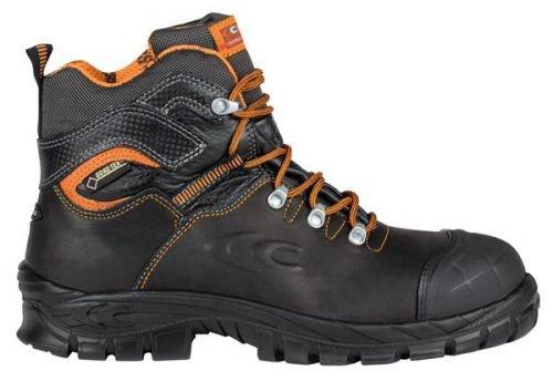 "Cofra 13030––000.w42Talla 42S3WR Src–Zapatillas de seguridad ""galarr–Negro/Naranja"