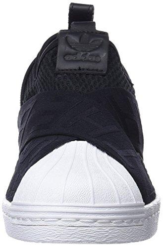 Ftwbla Slipon W Adidas Mujer Negbas Zapatillas Negro Superstar Deporte para de 000 Negbas qPWwSn4U5w