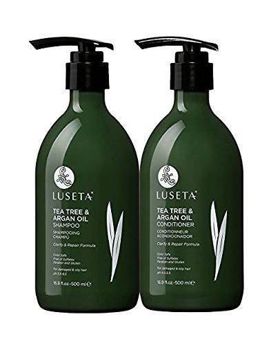 Luseta Argan Detangling Shampoo Conditioner