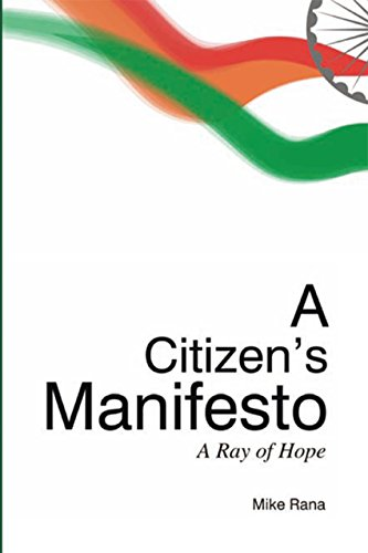 A Citizen's Manifesto: A Ray of Hope (English Edition)
