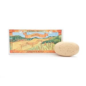Caswell-massey Oatmeal Garden Soap Trio, 3 Count