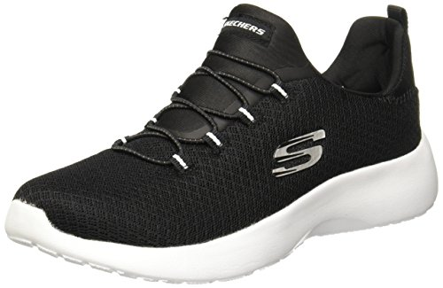 Dynamight White Sneakers Black Skechers Women's Aq5xwR8CqU