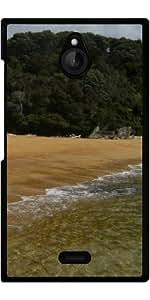 Funda para Nokia X2 - Playa En Nueva Zelanda by Cadellin
