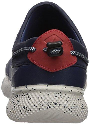 Sperry Top-sider Mens Shoe Marina Acqua Mare / Rosso