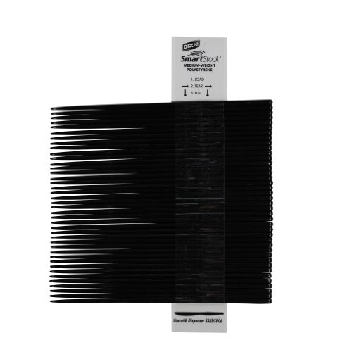 smartstock-ssk51-7-length-black-color-plastic-polystyrene-knife-refill-24-packs-of-40