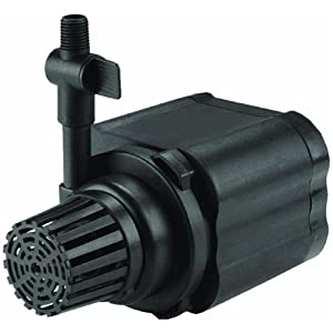 Pond Boss Replacement Pond Pump - 1/2in. Ports, 575 GPH, 11-Ft. Max. Lift, Model# PP575