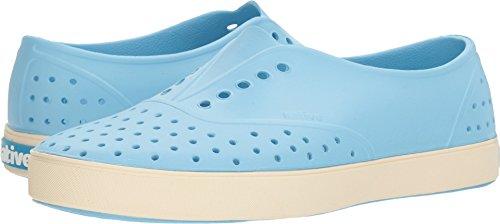 Native Shoes Miller Water Shoe, Sky Blue/Bone White, 12 Men