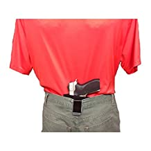 Concealed Inside The Pants Leather Gun Holster fits Sig Sauer P-220, P226, P228, P229, P250, P245, P250, P232, P230 AND 1911