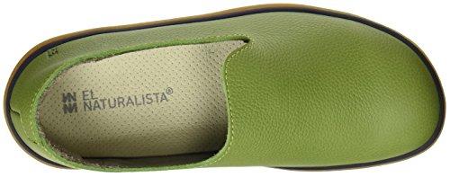 El Naturalista S.A Ne08 Soft Grain El Viajero, Herren-Sneaker Grün (Green)
