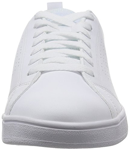 footwear Scarpe Uomo footwear Multisport Vs White Indoor Bianco Clean White Advantage Adidas Ow8qZUS